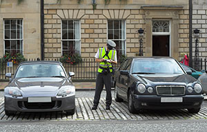 Parking charges are a contentious issue